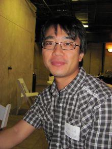 Graduate Student Jet Liu